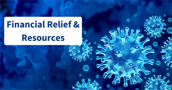 financial relief and resources